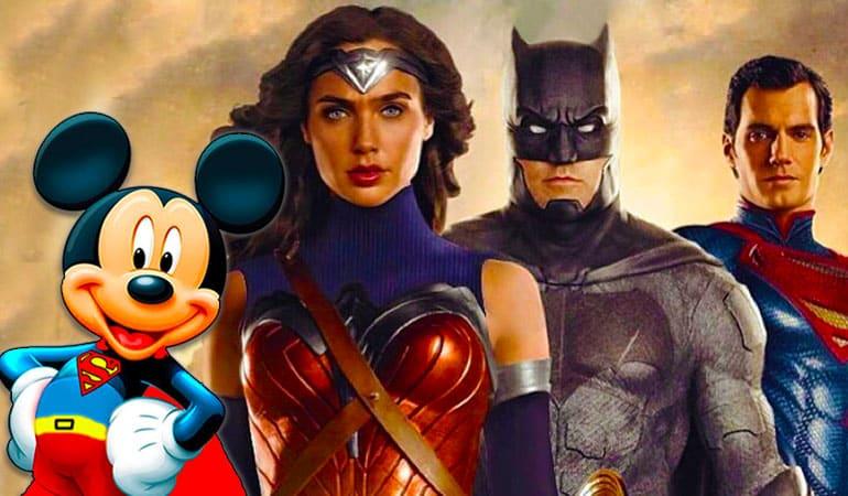 Disney should buy DC too