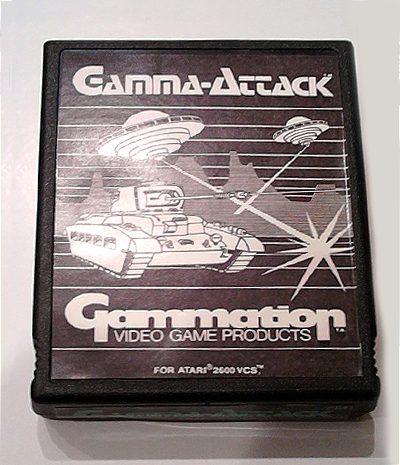 Gamma Attack – Atari 2600