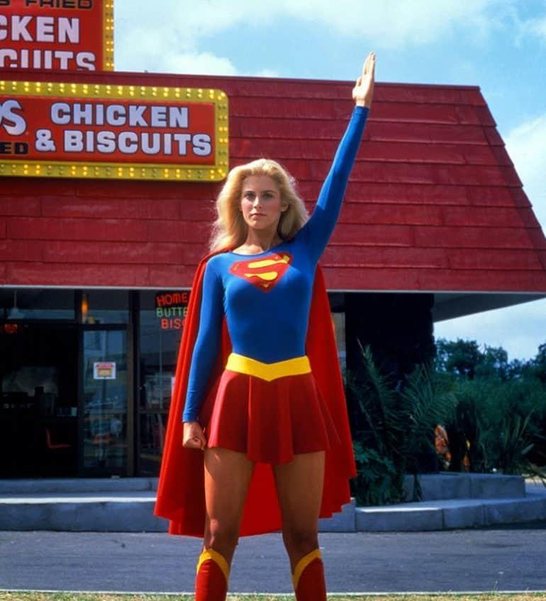 Helen Slater 1984 Supergirl