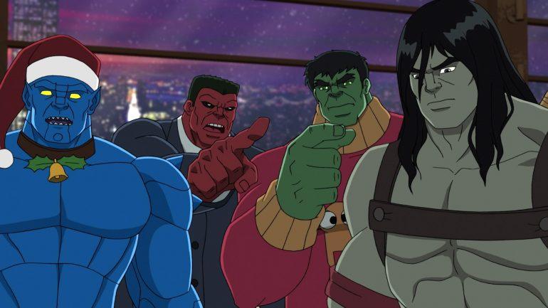 Hulk and the Agents of S.M.A.S.H. - It's A Wonderful Smash