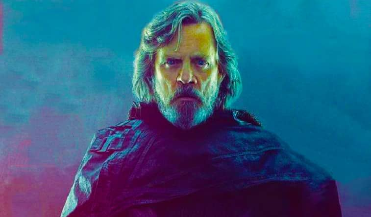 Is The Last Jedi's Luke Skywalker Really Moses