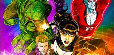 Justice League Dark Movie