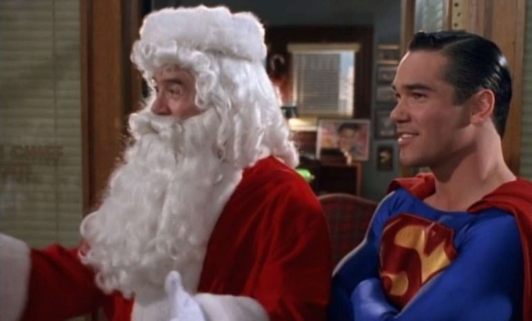 Lois & Clark – The New Adventures Of Superman – Season's Greetings