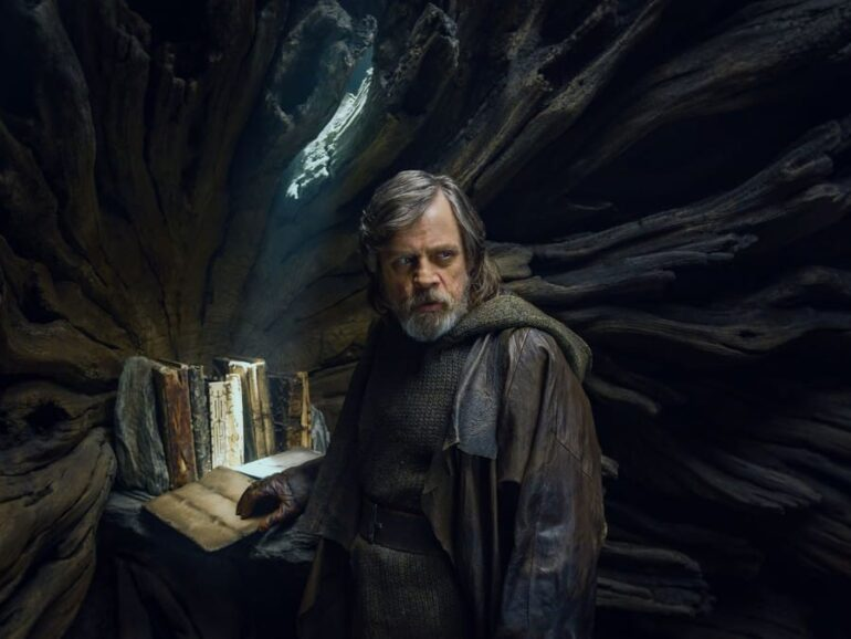 Luke Skywalker The Last Jedi