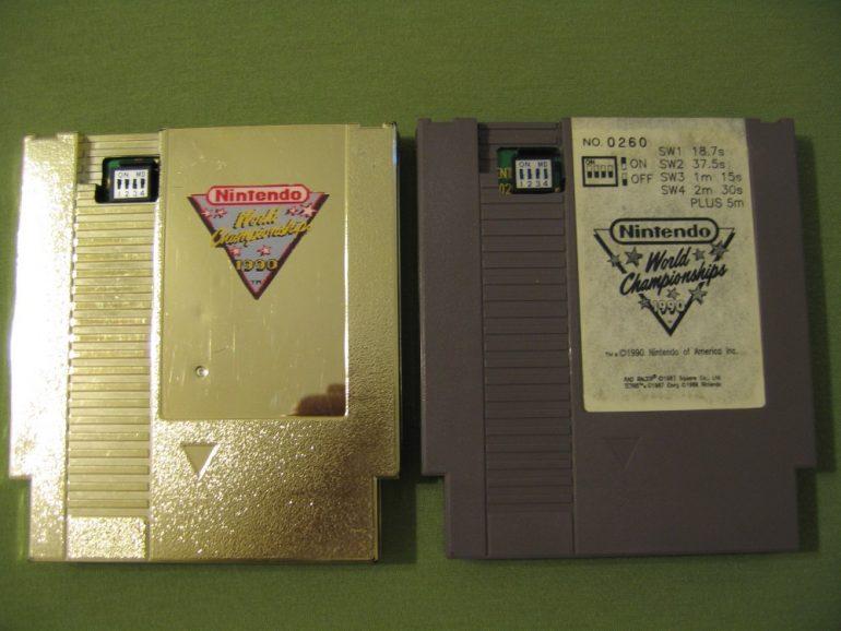 Nintendo World Championships 1990 – NES