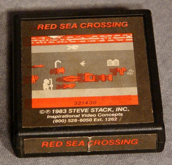 Red Sea Crossing – Atari 2600