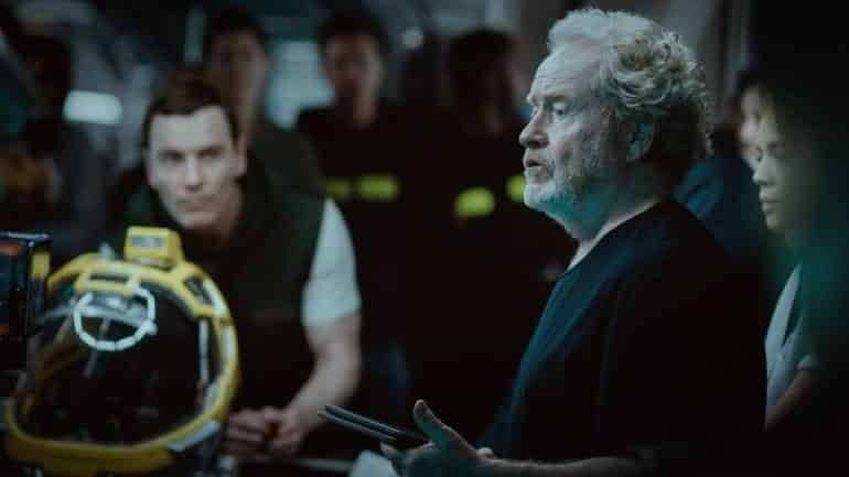 Ridley Scott Is Making An Alien Sequel