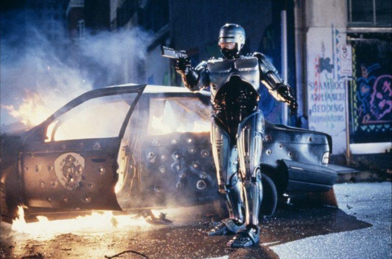 robocop movie