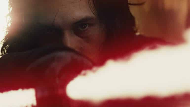 Star Wars: The Last Jedi Kylo Ren