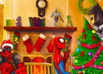The 9 Best Christmas Superhero Shows