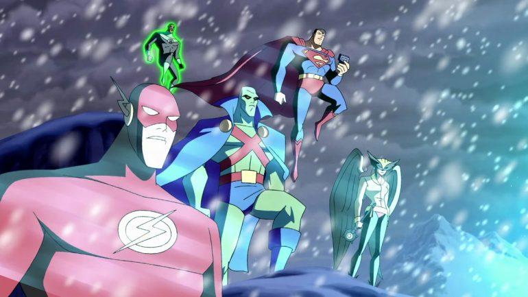 THE 9 BEST CHRISTMAS SUPERHERO SHOWS