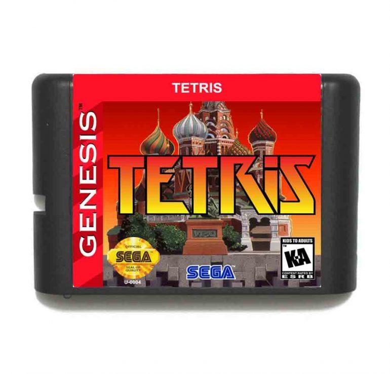 Tetris Genesis