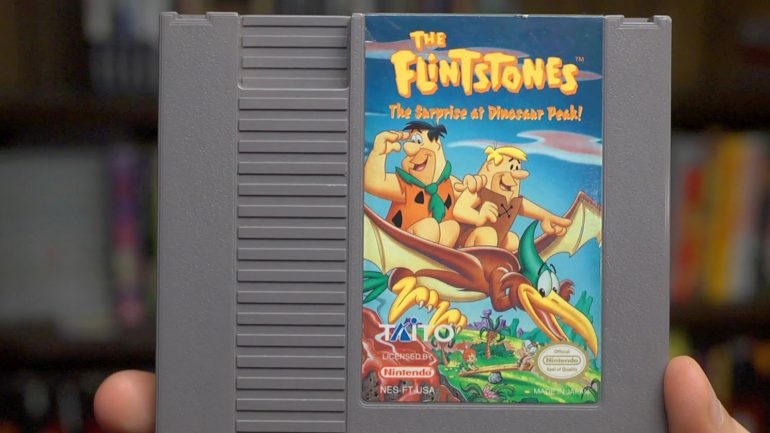 The Flintstones Surprise at Dinosaur Peak – NES