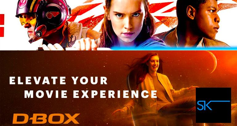 Win Double Tickets To Watch Star Wars: The Last Jedi At Ster-Kinekor D-Box Venues
