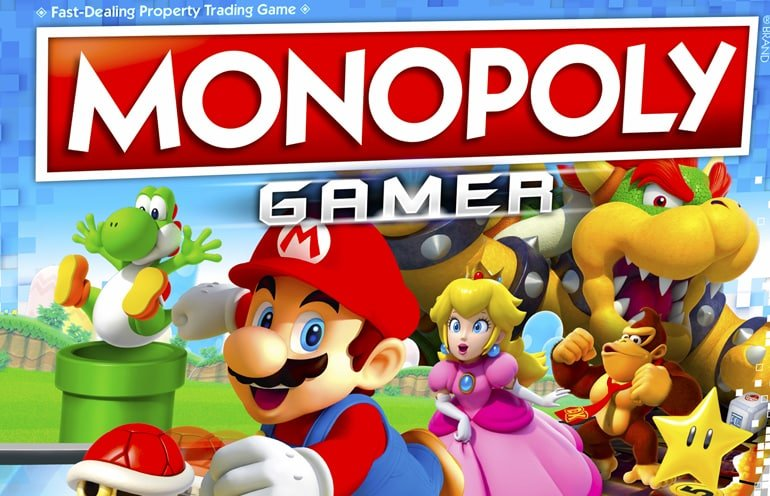 Monopoly Gamer Edition Review – It's-a Me, Monopoly!