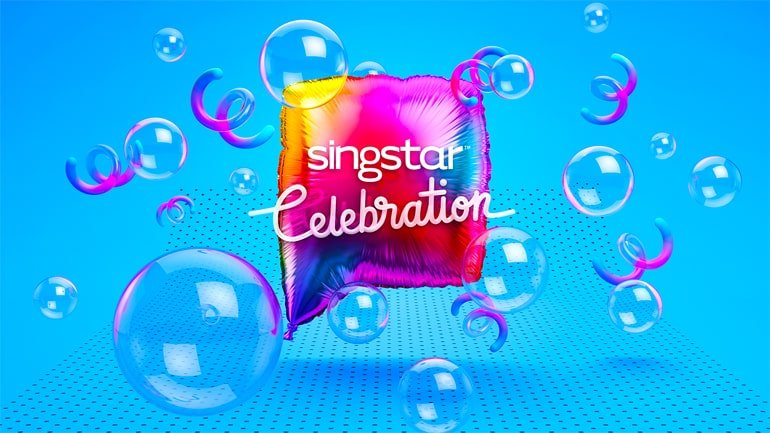 SingStar Celebration - It's All About Having Fun