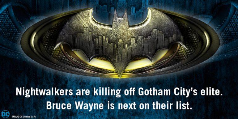 Batman: Nightwalker Review
