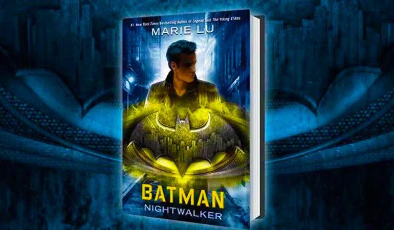 Batman Nightwalker Review Marie Lu Batman: Nightwalker Review – Bat-Wayne Begins Books