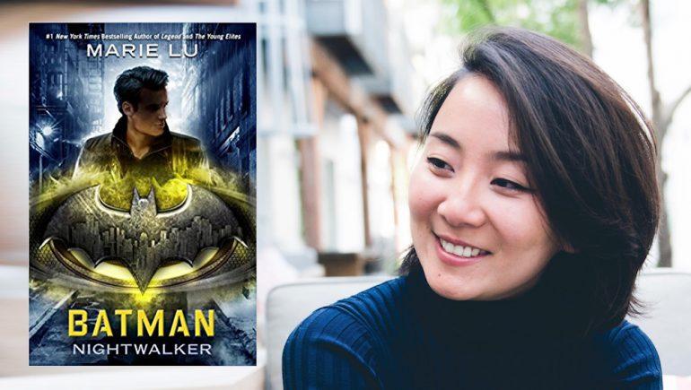 Marie Lu Batman Nightwalker Review