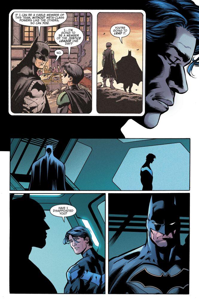 Nightwing Titans #19 Comic Book