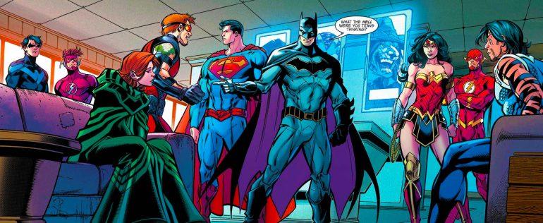 Titans #19 Comic Book - Nightwing