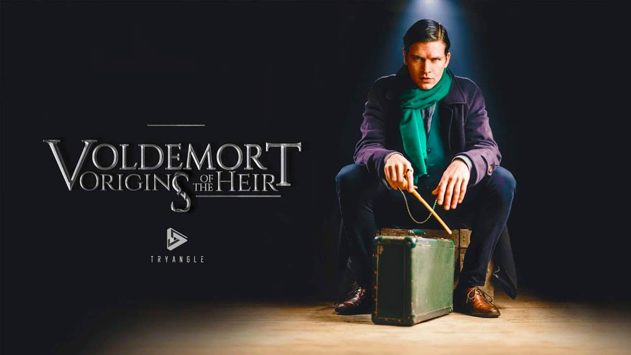 Voldemort Origins Of The Heir