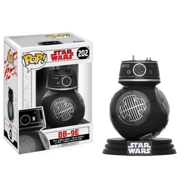 Win A Star Wars: The Last Jedi Pop! Vinyl Bobble Head Set