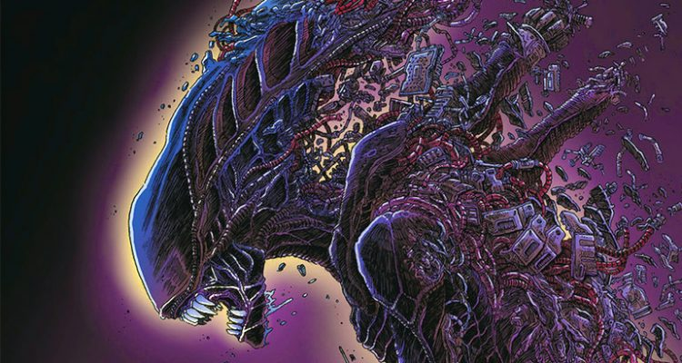 Alien Dead Orbit TPB Review