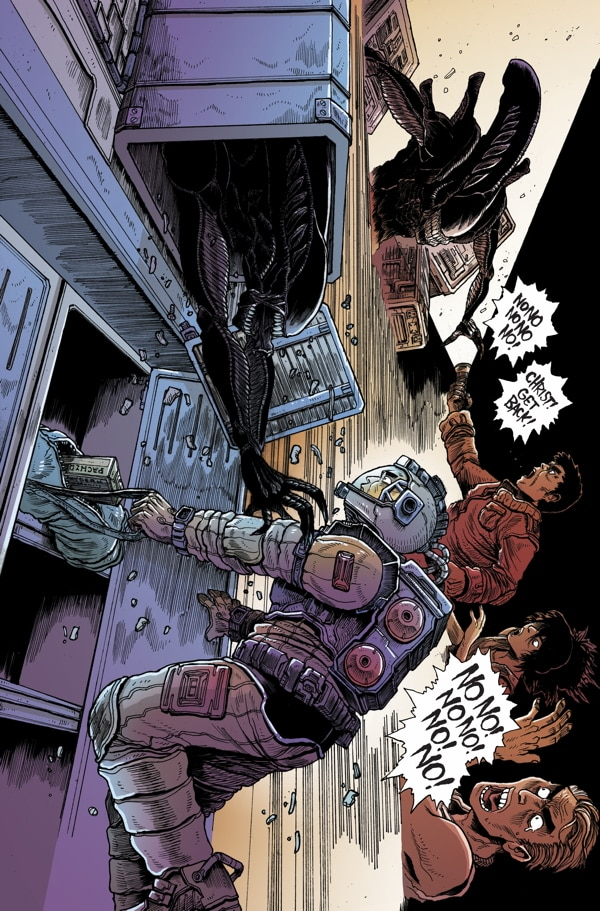 Aliens: Dead Orbit Review
