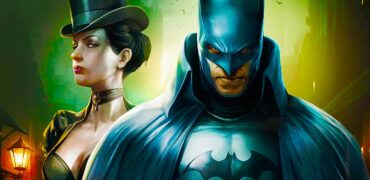 Win A Copy Of Batman: Gotham By Gaslight On DVD – CLOSED