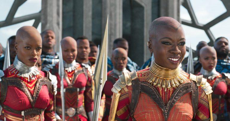 Black Panther Movie Experience