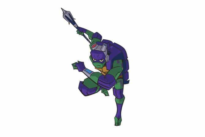 Donatello (Josh Brener)