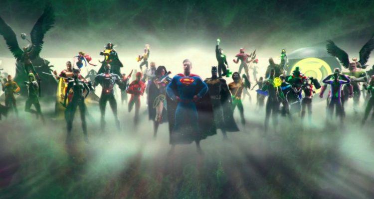 Justice League DC Films