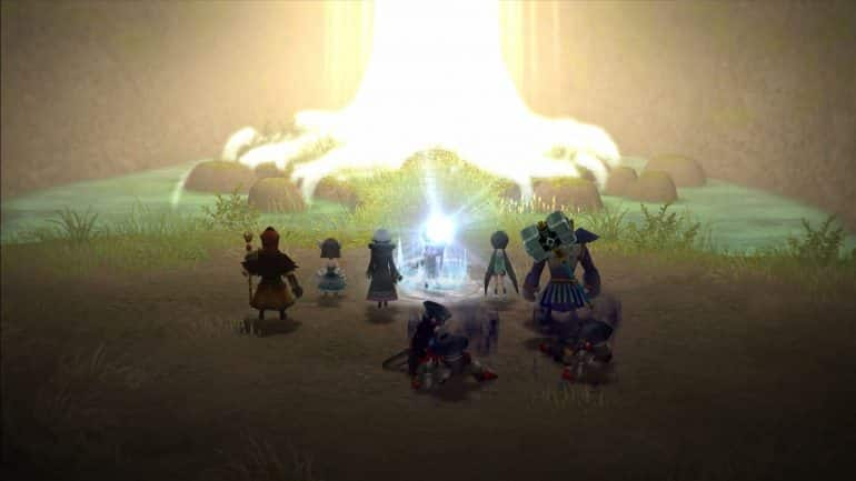 Lost Sphear - Game - Review