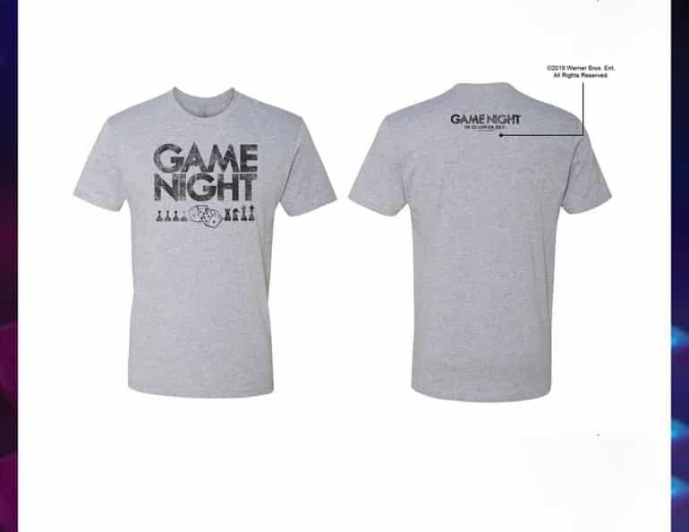 Men's GAME NIGHT T-Shirt - EX-LARGE
