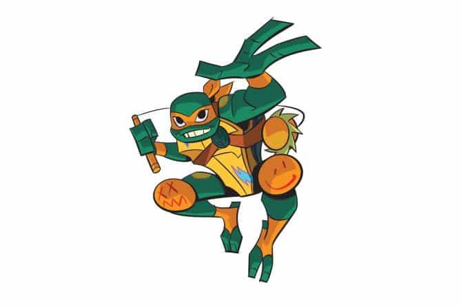 Michelangelo (Brandon Mychal Smith)