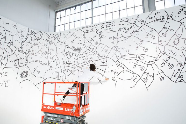 Puma Announce Latest Collaboration For Puma X Shantell Martin