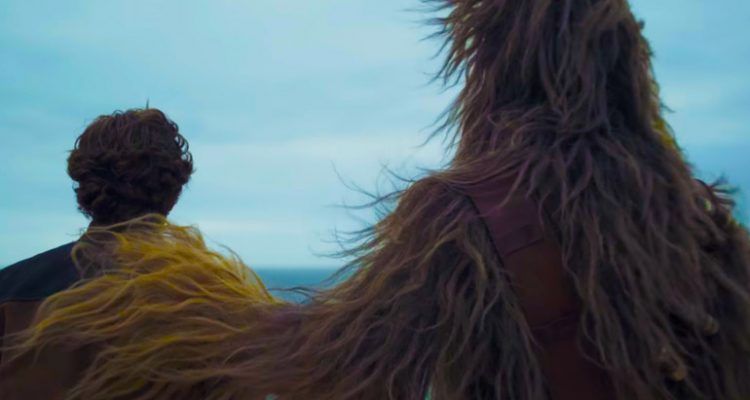 The First Footage Of Solo: A Star Wars Story Is Here