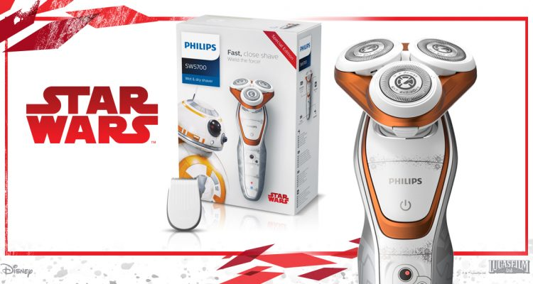 Win A Philips Star Wars BB-8 SW5700 Shaver