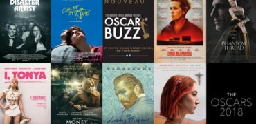 Win Double Tickets To See The Oscar Nominated Films At Cinema Nouveau – CLOSED