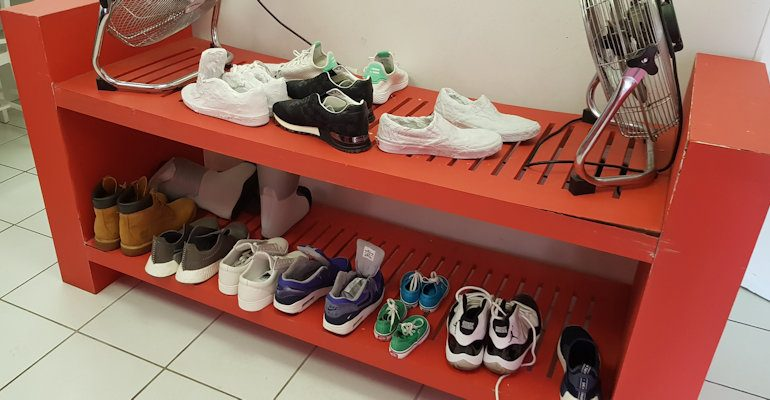 The Sneaker Shack – A Premium Cleaning Service