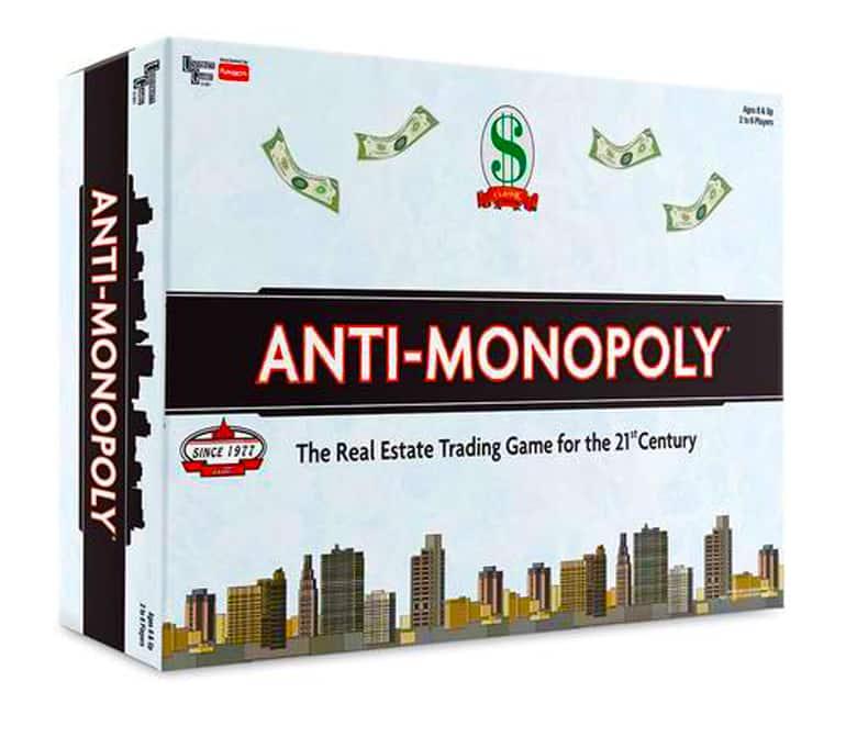Anti-Monopoly Review – Economics 101