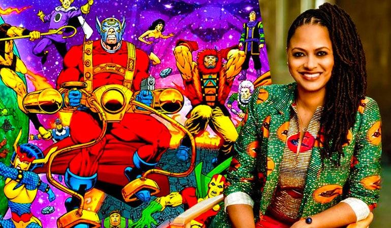 Ava DuVernay Will Direct DC's New Gods Movie