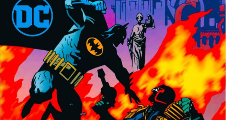 Batman/Dredd: Judgement On Gotham/Vendetta In Gotham Review - Legendary Stuff!