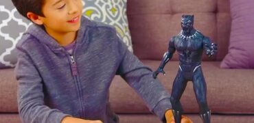 Black Panther Hasbro Figure