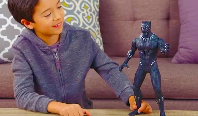 Black Panther Hasbro Figure