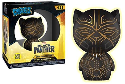 Dorbz: Black Panther- Killmonger Glow Panther