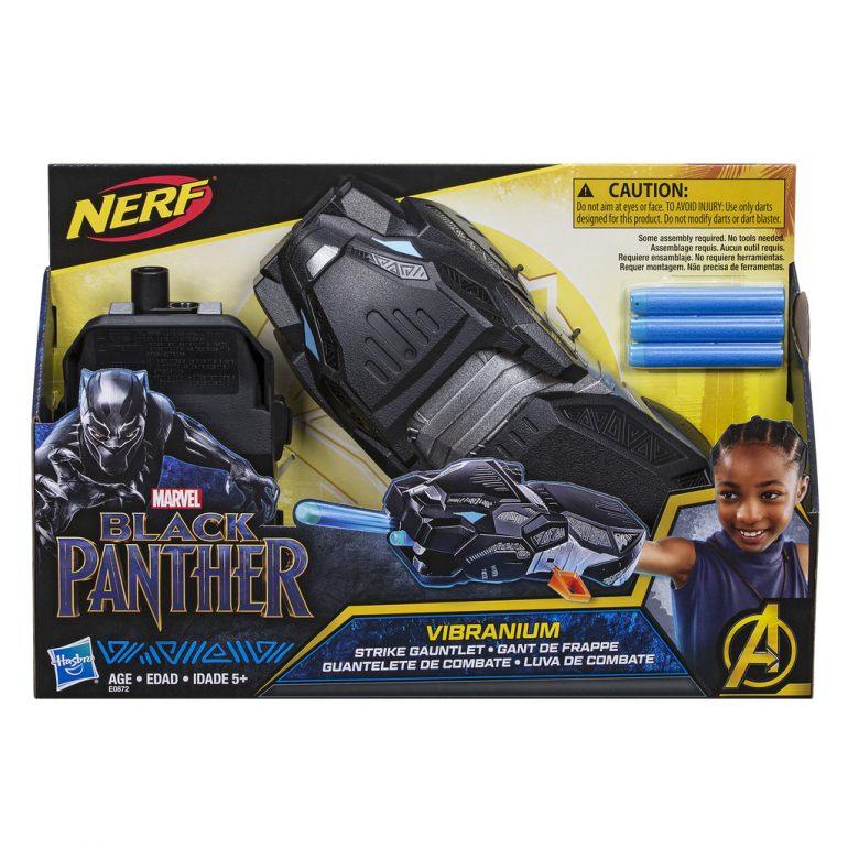 Hasbro Black Panther x Nerf Vibranium Strike Gauntlet