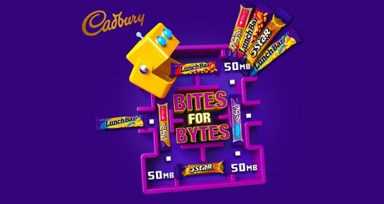 Cadbury Bites4Bytes Post