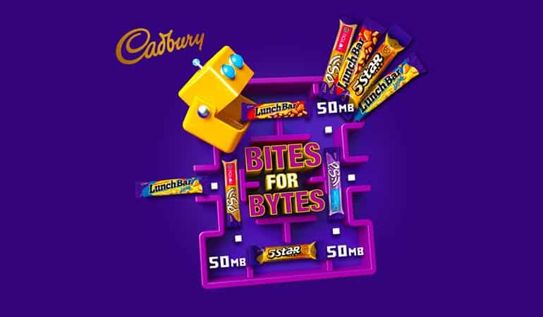 Cadbury Bites4Bytes Post